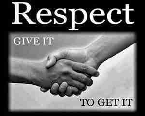 waarden voorbeelden respect